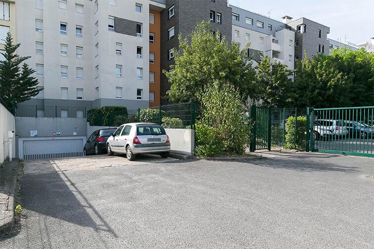 Parking George Clémenceau - La Croix Mallard - Sartrouville Sartrouville