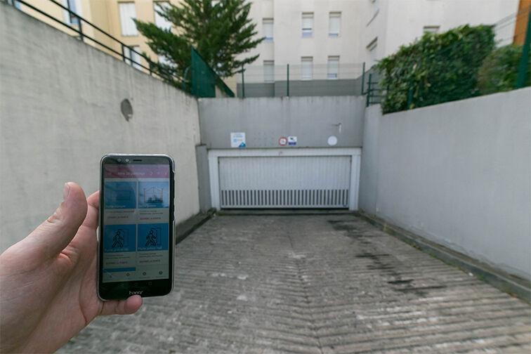 location parking George Clémenceau - La Croix Mallard - Sartrouville