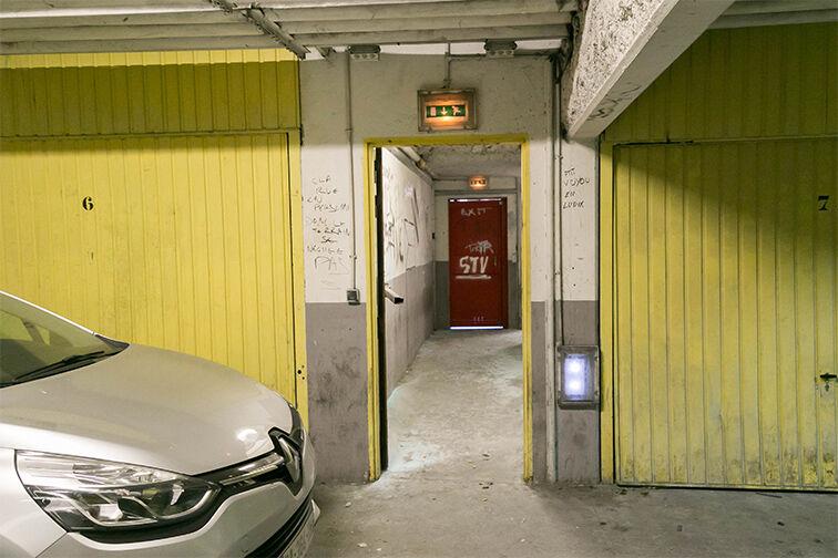 Parking George Clémenceau - La Croix Mallard - Sartrouville souterrain