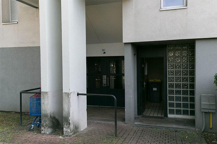 Parking George Clémenceau - La Croix Mallard - Sartrouville en location