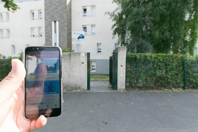 Parking George Clémenceau - La Croix Mallard - Sartrouville gardien