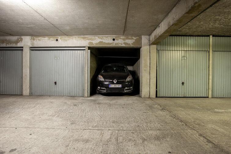 Parking Stalingrad - Sartrouville gardien