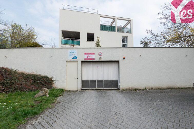 Parking Boulevard Paul Cézanne - Guyancourt souterrain