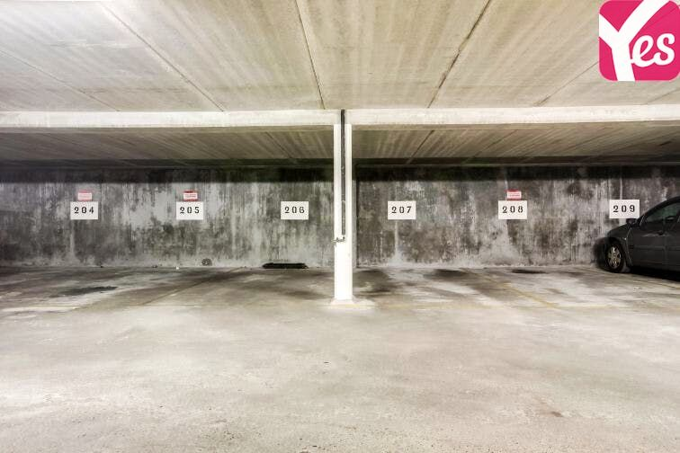 Parking Balard - Cauchy - Paris 21 rue Cauchy