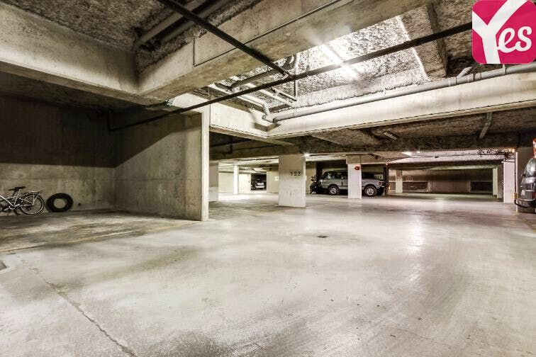 Parking Balard - Cauchy - Paris avis