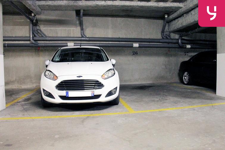 location parking Les Passages - Boulogne-Billancourt