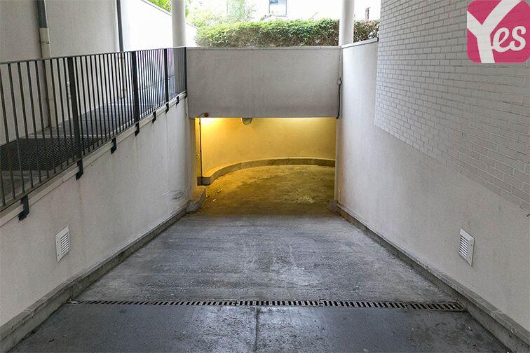 Parking Les Passages - Boulogne-Billancourt souterrain