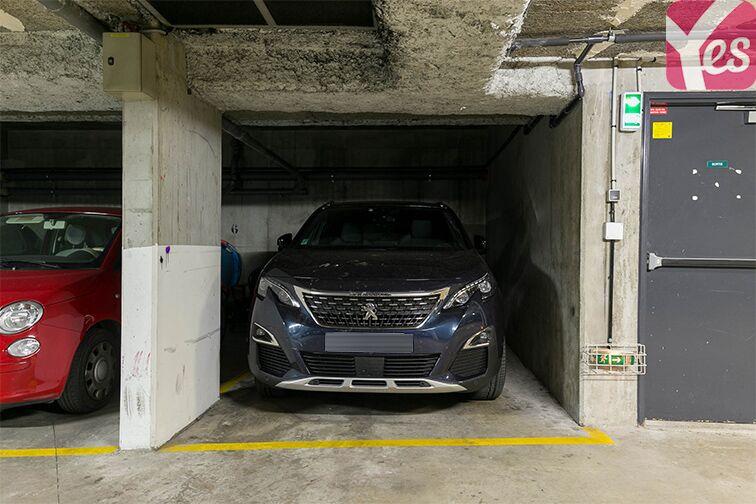 Parking Les Passages - Boulogne-Billancourt en location