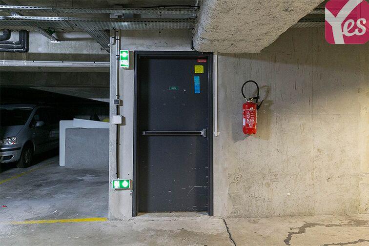 Parking Les Passages - Boulogne-Billancourt location