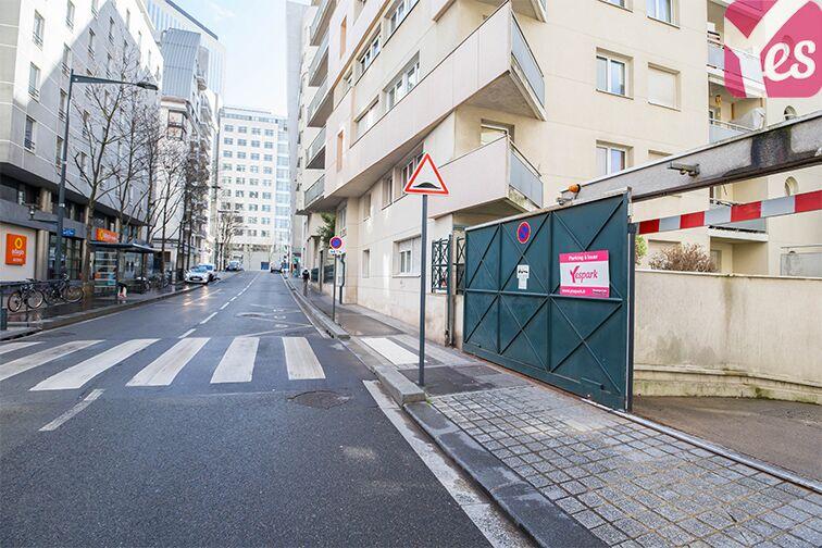 Parking Faubourg de l'Arche - Courbevoie location mensuelle
