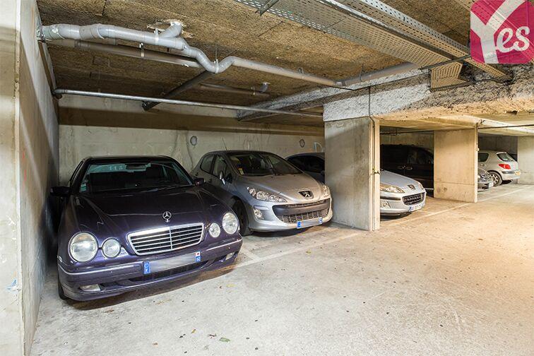 Parking Faubourg de l'Arche - Courbevoie sécurisé