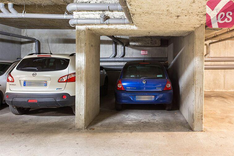 Parking Faubourg de l'Arche - Courbevoie souterrain