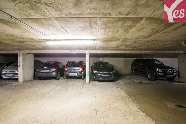 Parking Faubourg de l'Arche - Courbevoie location