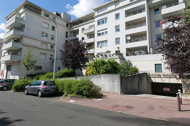 Parking Vieux Bassins - Créteil sécurisé