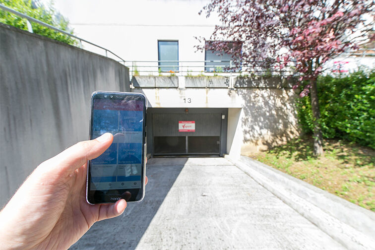 Location parking Vieux Bassins - Créteil