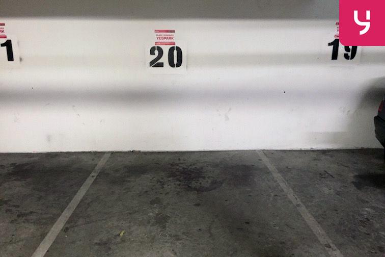 Parking Nanterre - Ville - République à louer