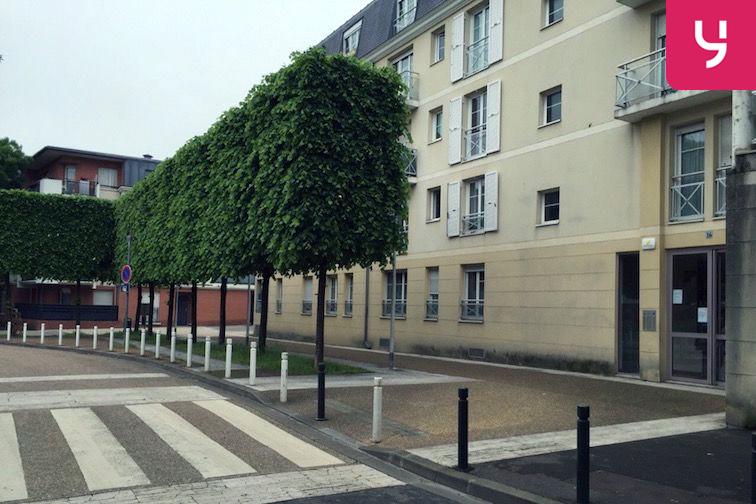 Parking Nanterre - Ville - République sécurisé
