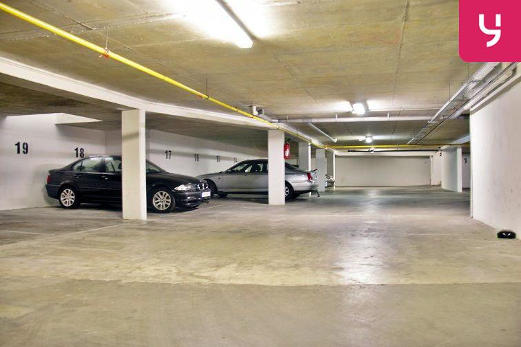 Parking Nanterre - Ville - République gardien