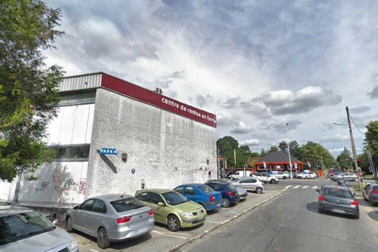 Parking Collège Jean Zay - Sainte-Geneviève-des-Bois garage