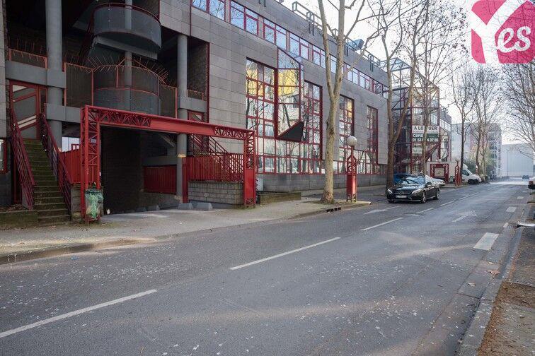Parking 2 rue de la Croix Faron