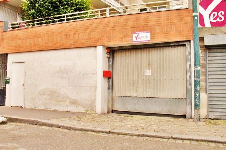 location parking Bourguignons - Asnières-sur-Seine