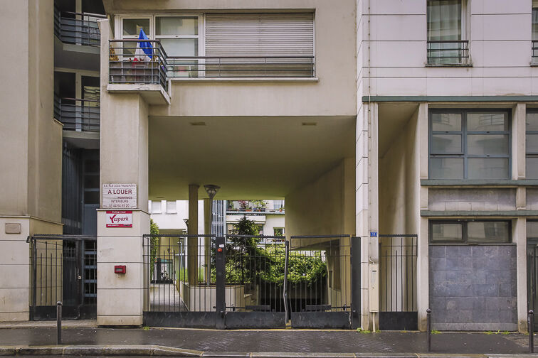 Parking Porte de Pantin - Hainaut garage