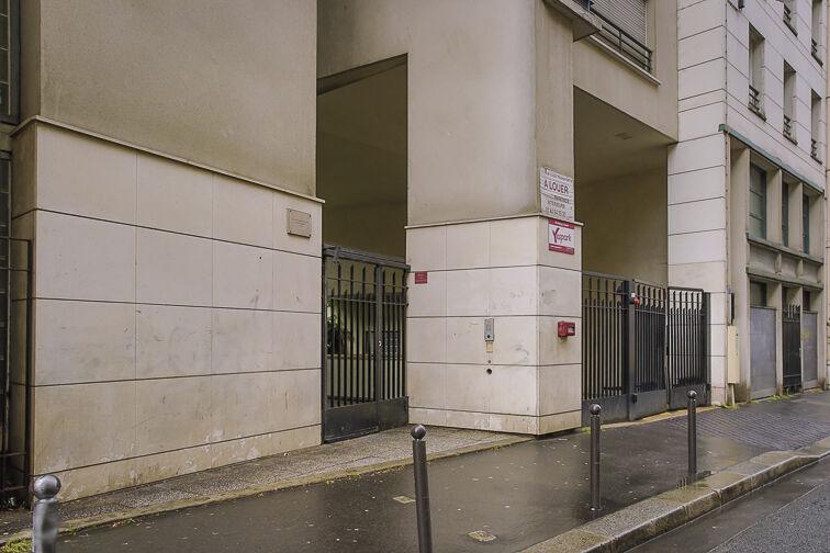 Parking Porte de Pantin - Hainaut 75019