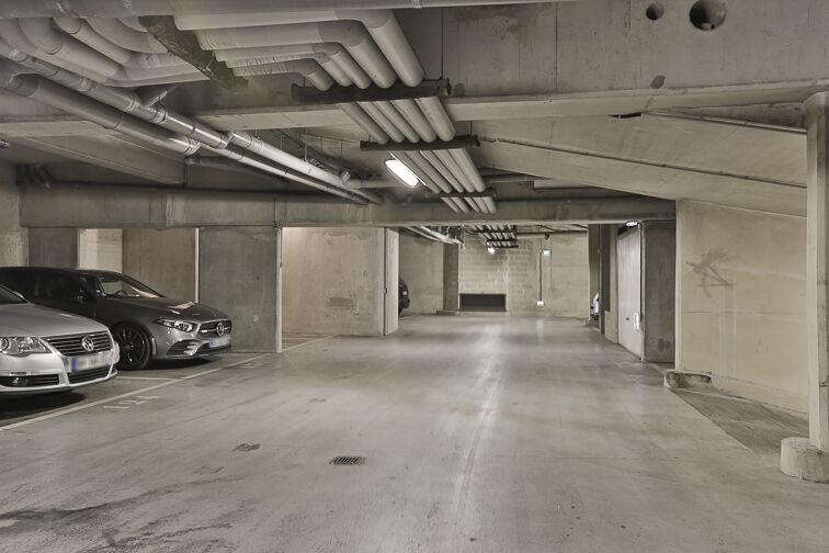 Parking Porte de Pantin - Hainaut Paris