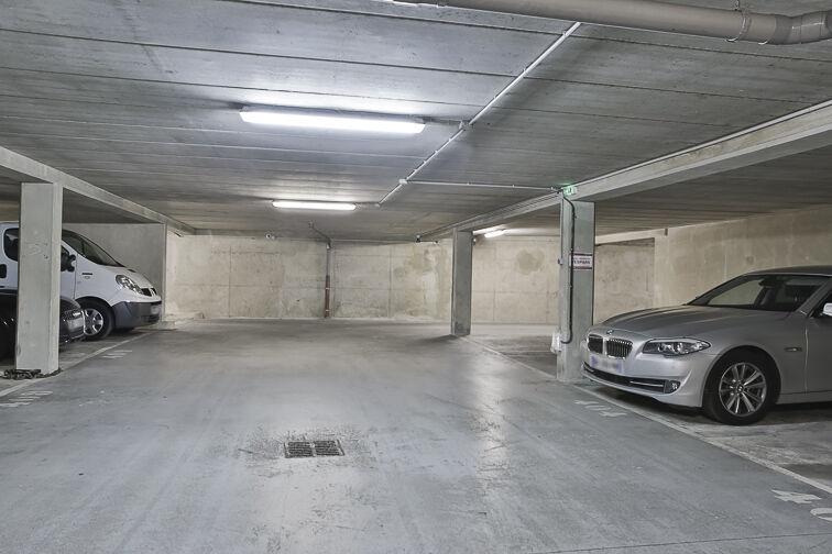 Parking Porte de Pantin - Hainaut à louer