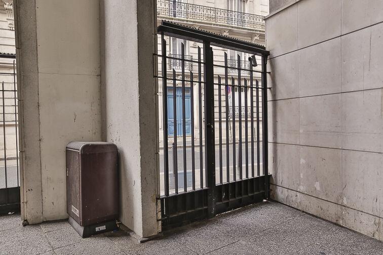 Parking Porte de Pantin - Hainaut 11 rue du Hainaut