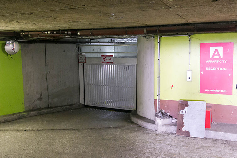 Parking Appart'City Villejuif - Léo Lagrange - Avenue de Paris souterrain