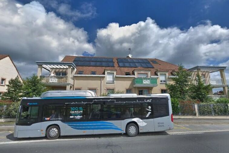Parking Espace Lino Ventura - Martinière - Saclay sécurisé