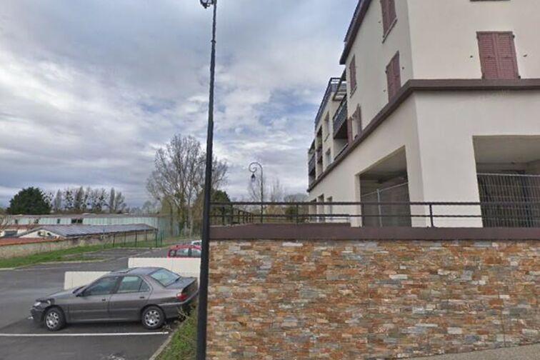 Parking Espace Ecologique de Saintry Sur Seine caméra