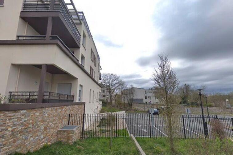 Parking Espace Ecologique de Saintry Sur Seine souterrain