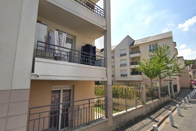 Parking Mairie - Francoeur - Viry-Châtillon sécurisé