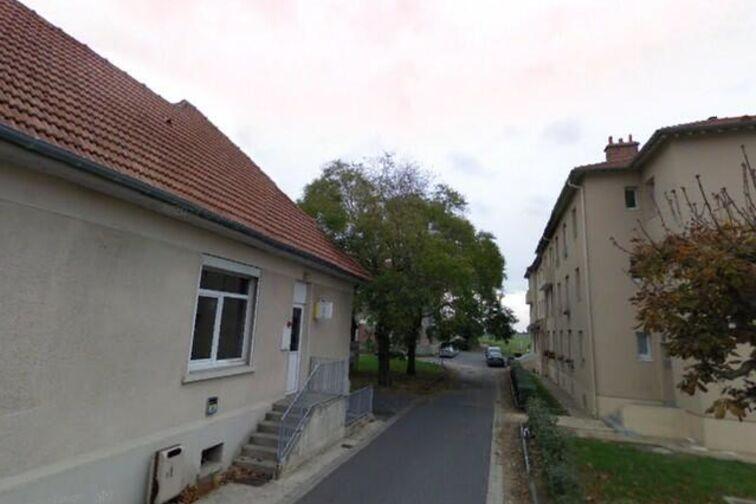 Parking Hôpital Georges Clémenceau - Chevannes cité Clemenceau