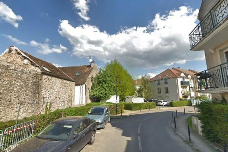 Parking Mairie - Saint Germain - Nozay box