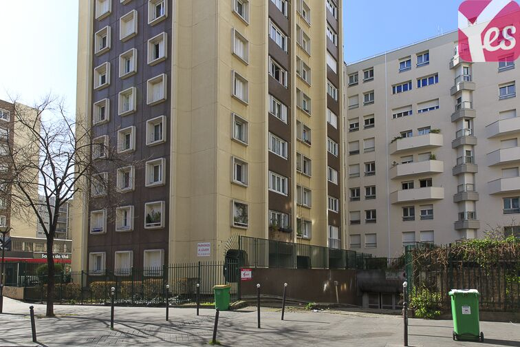 Parking Belleville - Place Marcel Achard en location