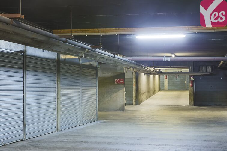Parking Belleville - Place Marcel Achard sécurisé
