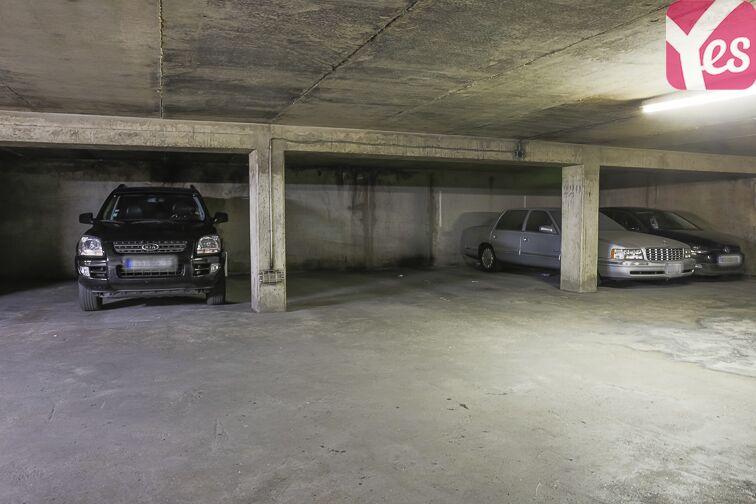 Parking Belleville - Place Marcel Achard box