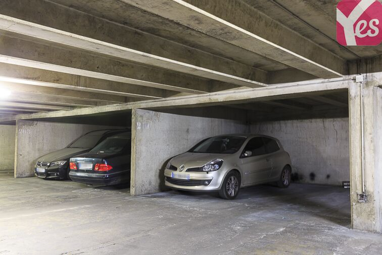 Parking Belleville - Place Marcel Achard Paris