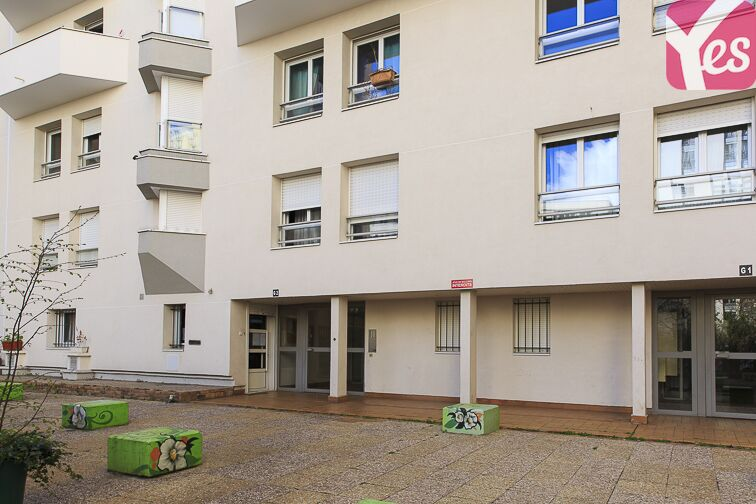 Parking Belleville - Place Marcel Achard location