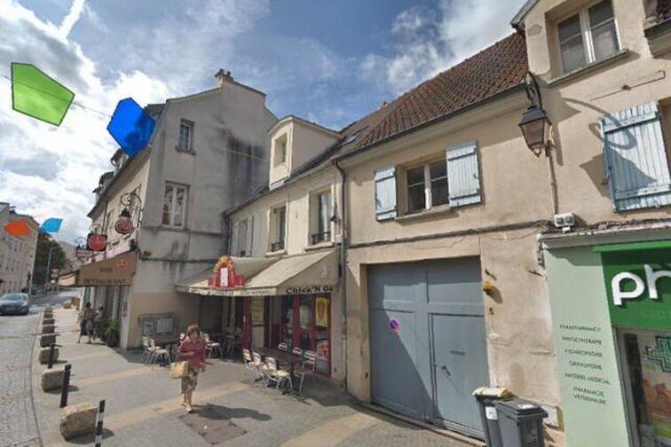 Parking Cathédrale Sainte Geneviève et Saint Maurice - Gabriel Péri - Nanterre location mensuelle