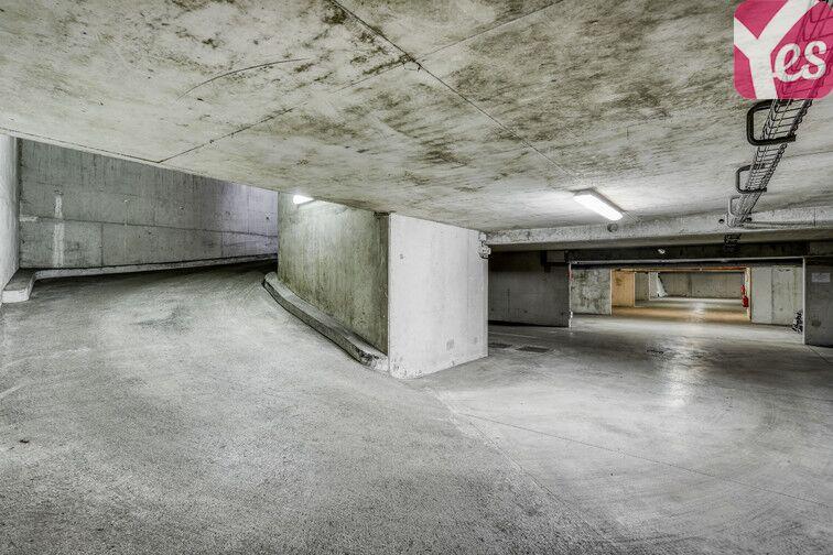 Parking Chantiers Navals - Nantes souterrain