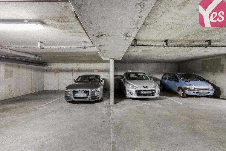 Parking Chantiers Navals - Nantes location mensuelle