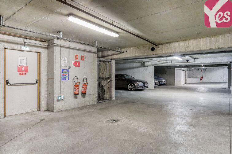 Parking Chantiers Navals - Nantes caméra