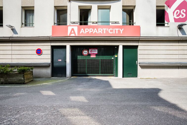 Parking Chantiers Navals - Nantes Nantes