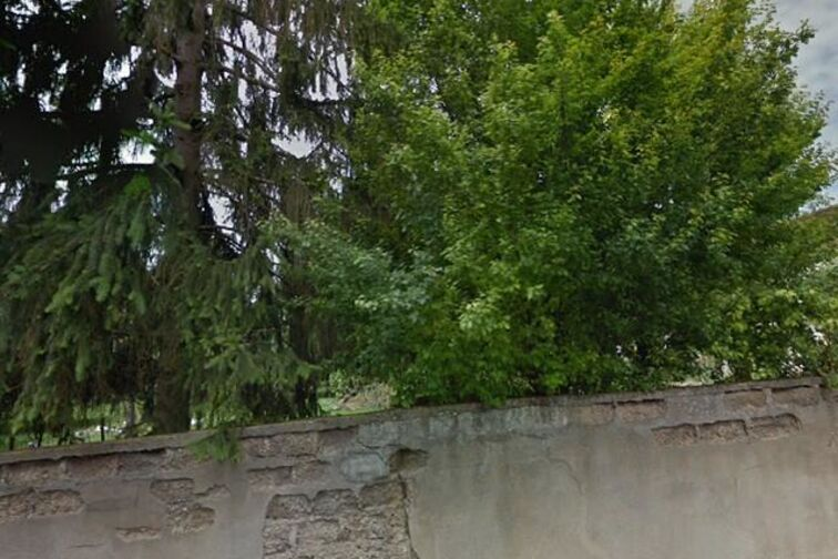 location parking Ecole Elémentaire Paul Bert - Paron (aérien)