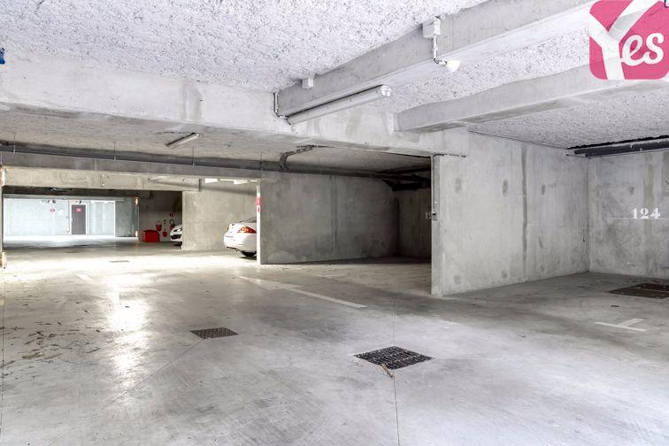 Parking Schoelcher - Saint-Herblain caméra