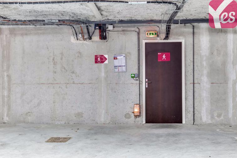 Parking Schoelcher - Saint-Herblain gardien